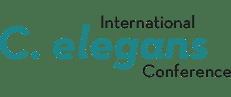 C. elegans logo